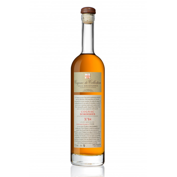 Grosperrin N°84 Borderies Cognac 01