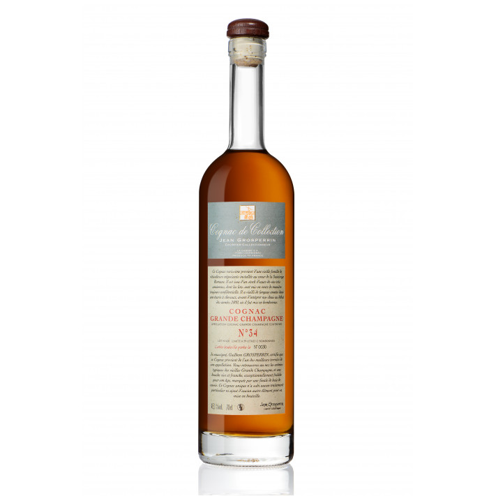 Grosperrin Tresor N°34 Grande Champagne Cognac 01