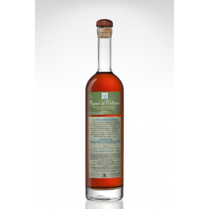 Grosperrin N° 22 Grande Champagne Cognac 01