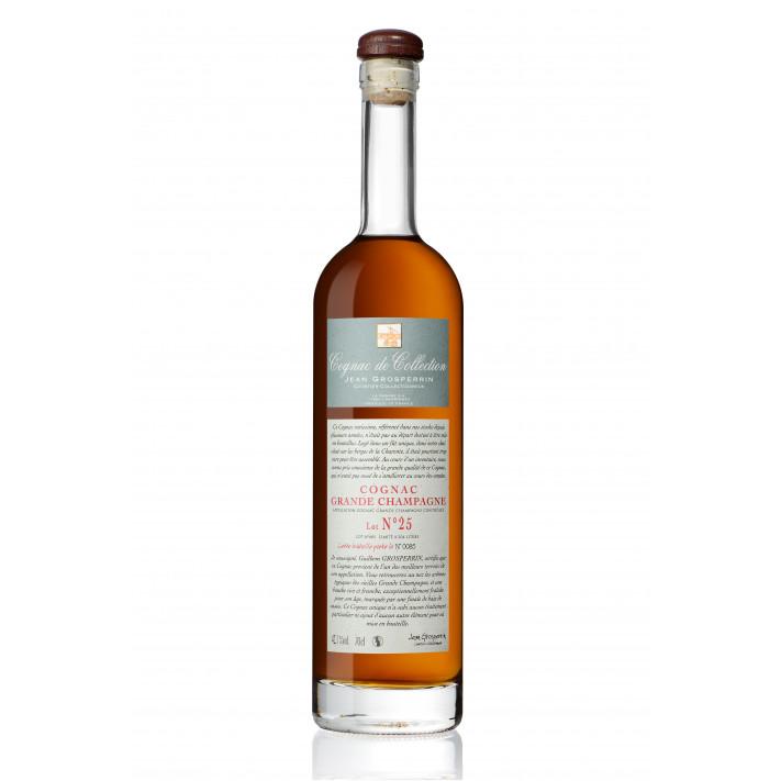Grosperrin Tresor N°25 Grande Champagne Cognac 01