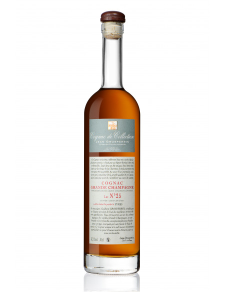 Grosperrin Tresor N°25 Grande Champagne Cognac 03