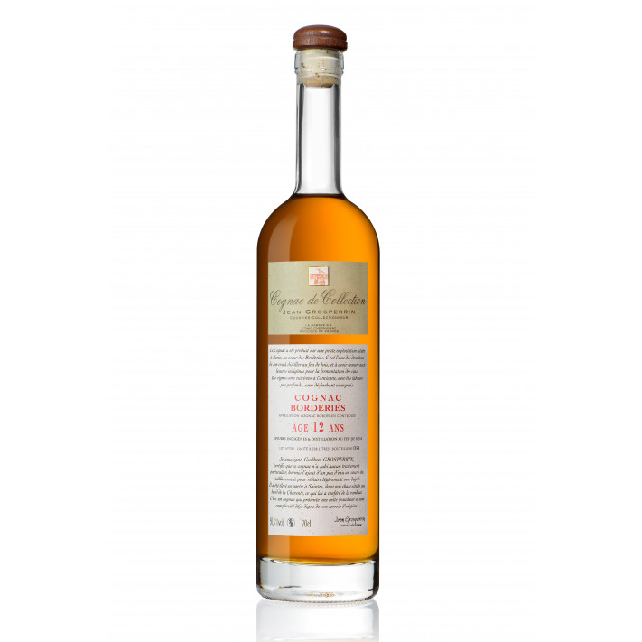 "Grosperrin ""12 Ans"" Borderies Cognac 01"