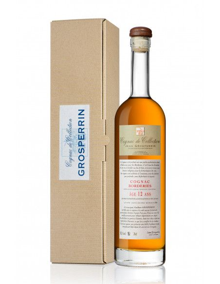 "Grosperrin ""12 Ans"" Borderies Cognac 04"