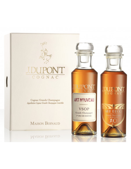 J. Dupont Invitation Box Cognac 03