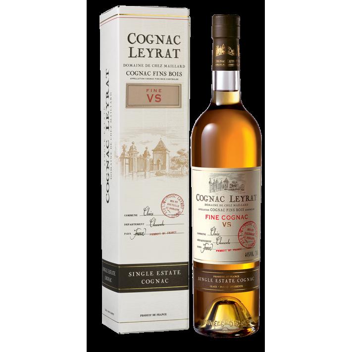 Leyrat Fine VS Cognac 01