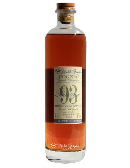 Michel Forgeron Barrique 93 Cognac 03