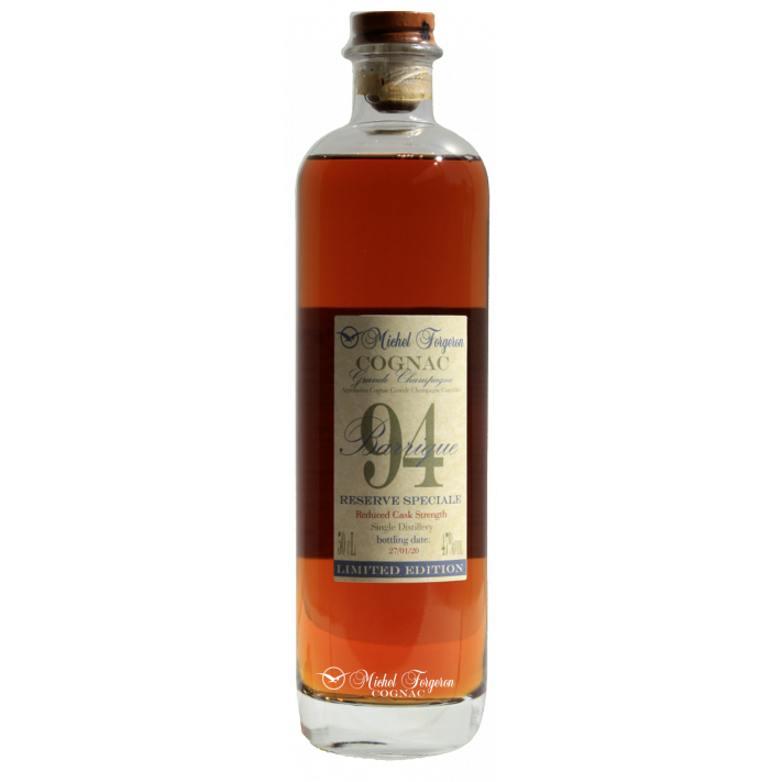 Michel Forgeron Barrique 94 Cognac 01