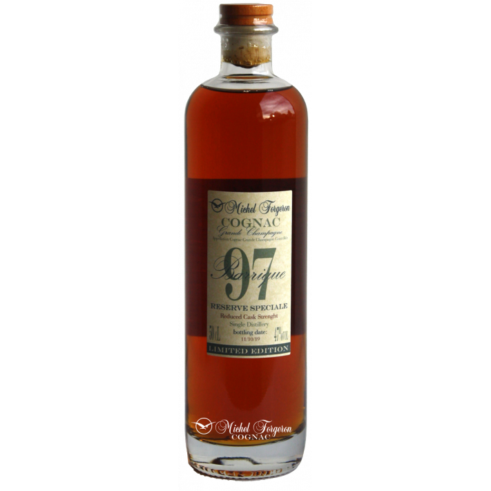 Michel Forgeron Barrique 97 Cognac 01