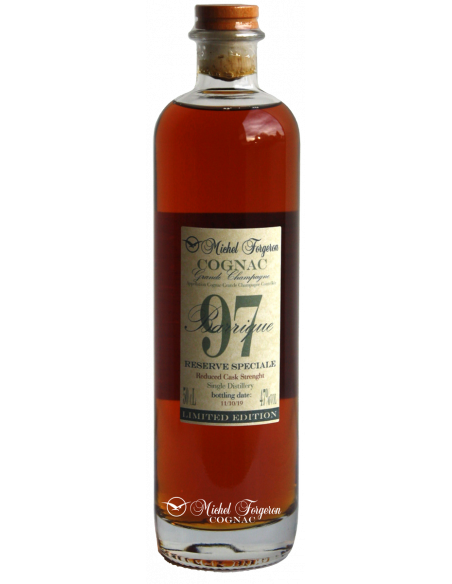 Michel Forgeron Barrique 97 Cognac 03