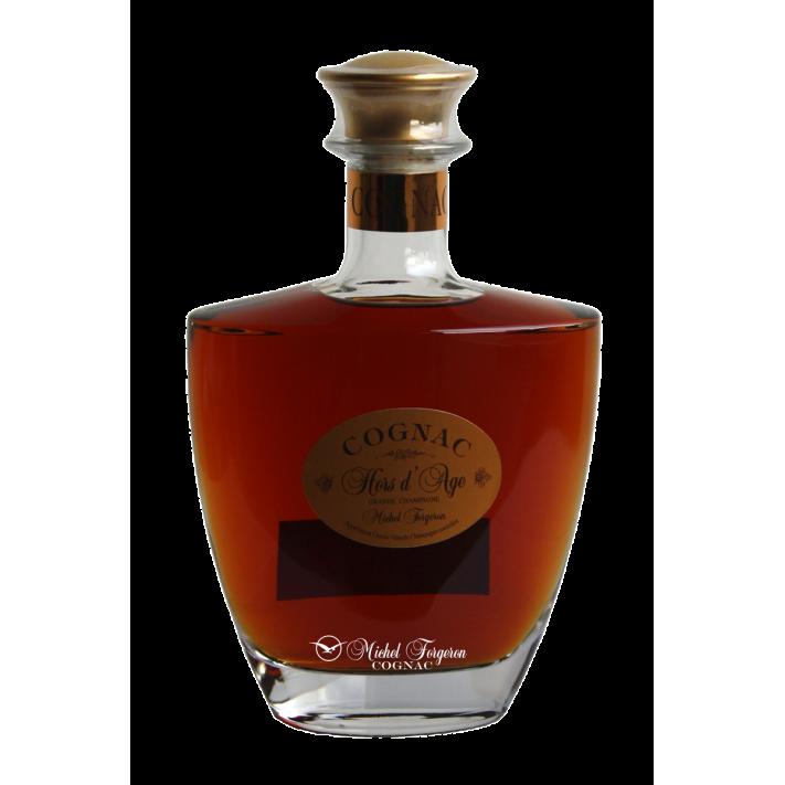 Michel Forgeron Hors d'Age Grande Champagne Cognac 01