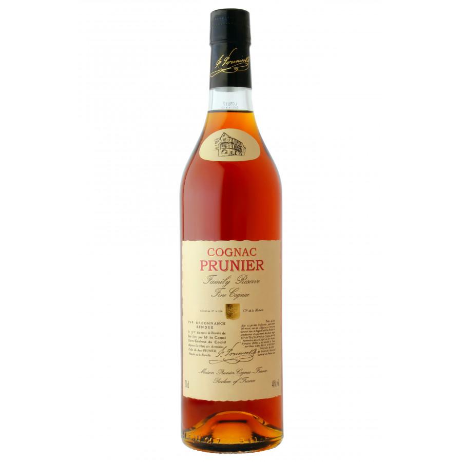 Prunier Reserve de la Famille Family Reserve Cognac