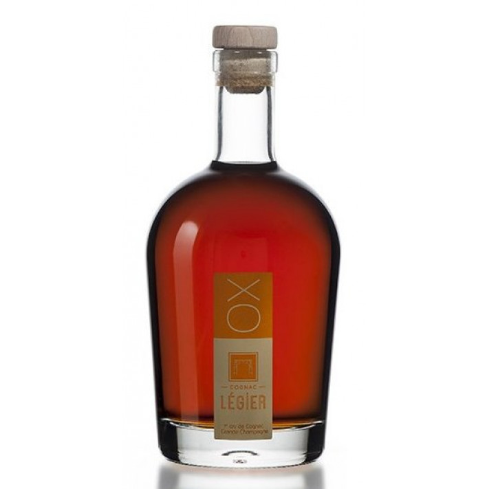 Légier XO Grande Champagne Cognac 01