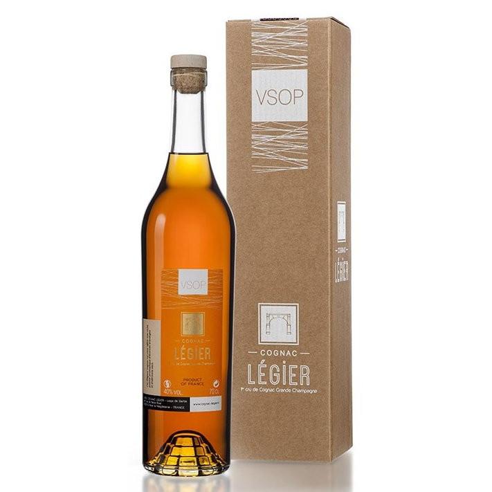 Légier VSOP Grande Champagne Cognac 01
