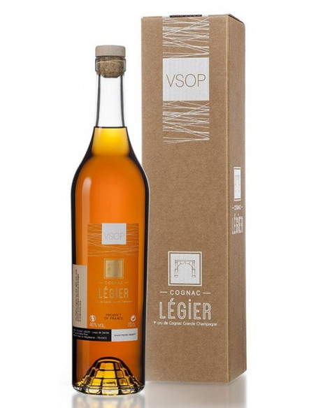 Légier VSOP Grande Champagne Cognac 04
