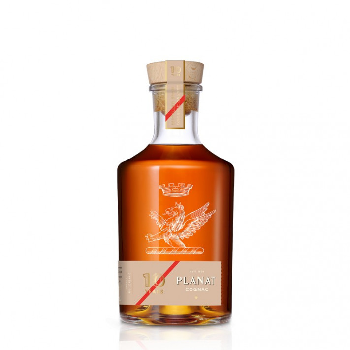 Planat 10 Years Organic Cognac 01