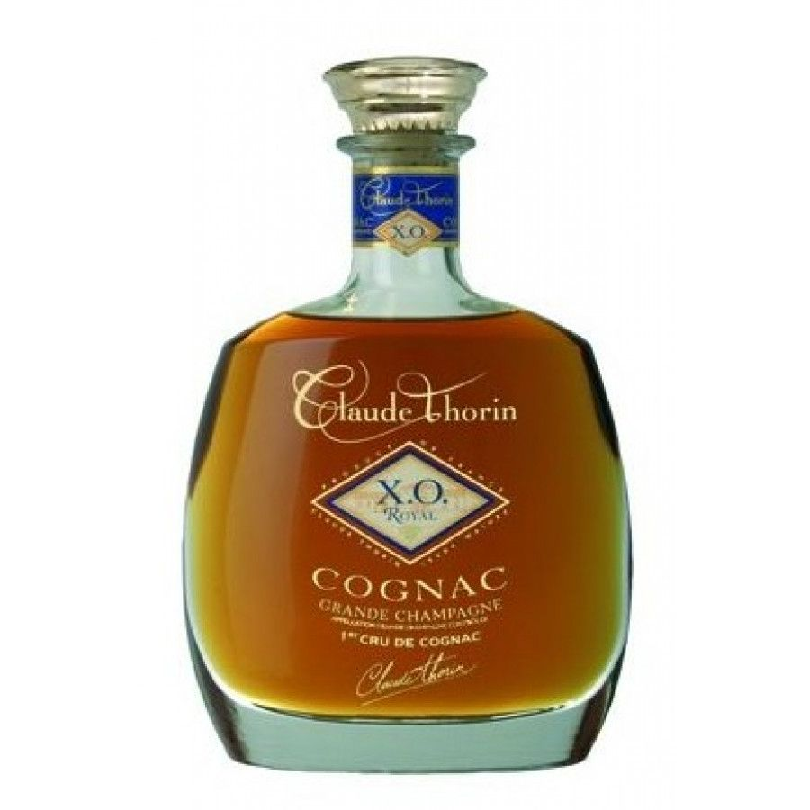 Claude Thorin XO Royal Grande Champagne Cognac 01