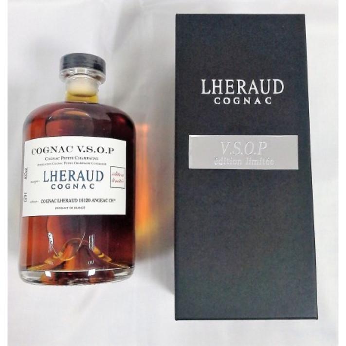 Lheraud VSOP Limited Edition Cognac 01