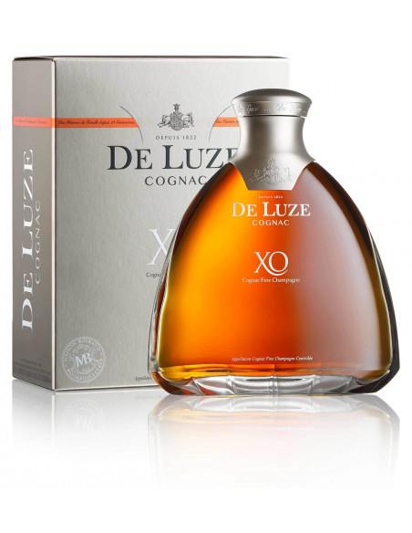 De Luze XO Fine Champagne + Pearls of Cognac 06