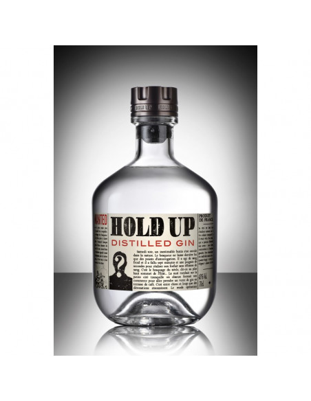 Les Brûleries Modernes Hold Up Gin 07