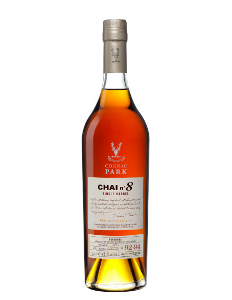 Park Chai N°8 21 years old Cognac 04
