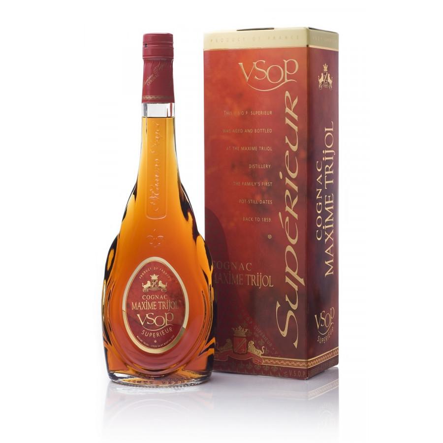 Maxime Trijol VSOP Supérieur Cognac 01