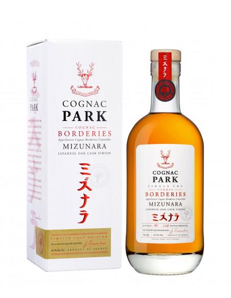 Park Mizunara Japanese Oak Cognac 04
