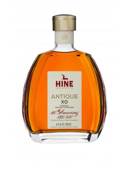 Hine Antique XO 100th Anniversary Grande Champagne Cognac 03