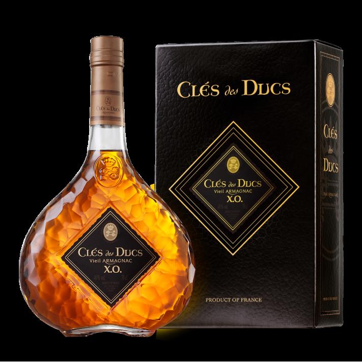Armagnac Clés des Ducs XO Basquaise 01