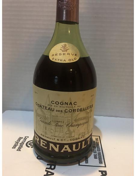 Renault & Co Cognac Mis en bouteille au Chateau des Cordeliers Grande Fine Champagne 011