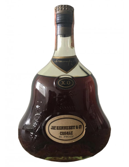 JA.s Hennessy & Co. Extra Cognac 80 proof 07
