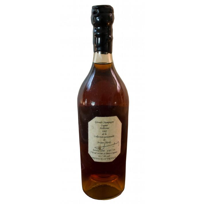 Hardy Millésime Grande Champagne 1802 Cognac 01