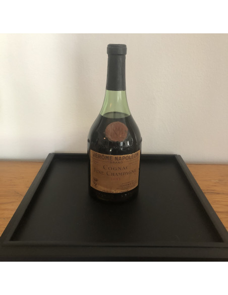 Jérôme Napoleon Fine Champagne Cognac 09