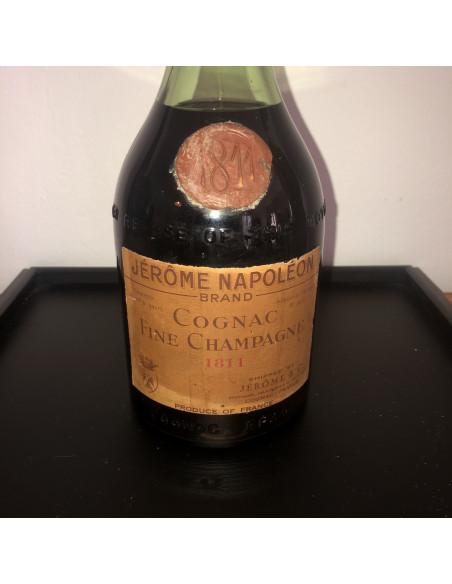 Jérôme Napoleon Fine Champagne Cognac 013
