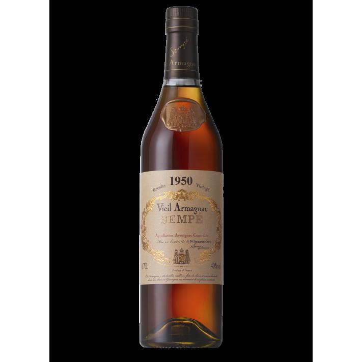Armagnac Sempé 1950 01