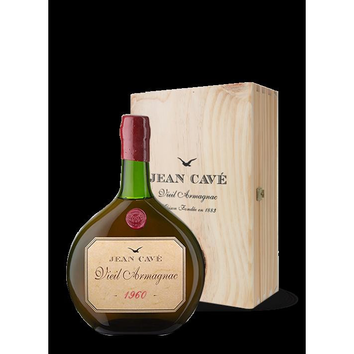 Armagnac Jean Cavé 1960 01