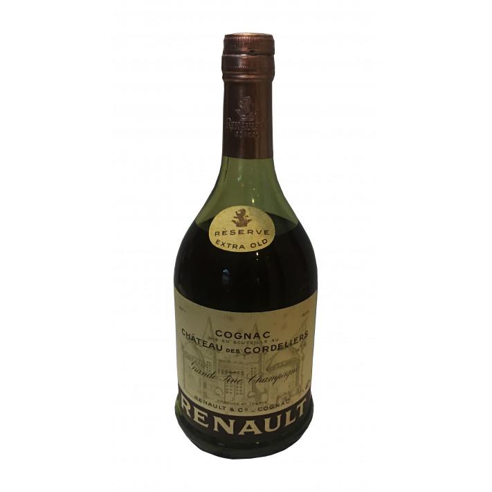 Renault & Co Cognac Mis en bouteille au Chateau des Cordeliers Grande Fine Champagne 01