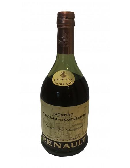 Renault & Co Cognac Mis en bouteille au Chateau des Cordeliers Grande Fine Champagne 07
