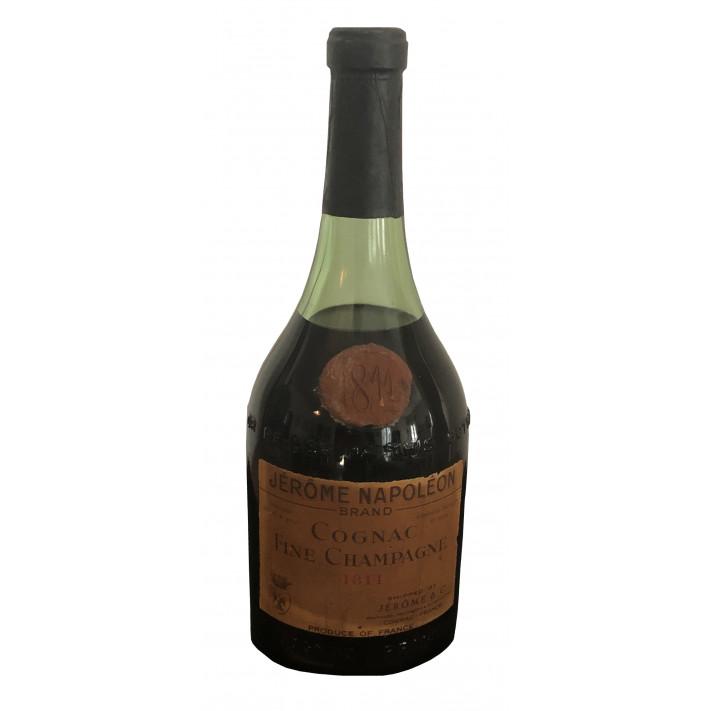Jérôme Napoleon Fine Champagne Cognac 01