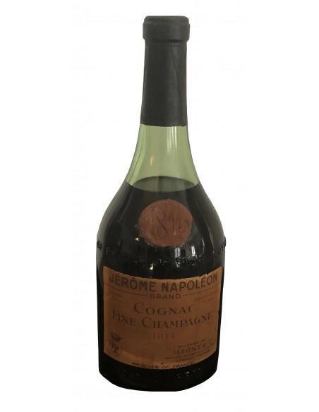 Jérôme Napoleon Fine Champagne Cognac 08