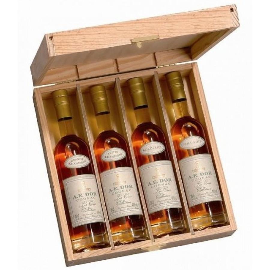 A.E. Dor Quatre Cru Set Cognac 01
