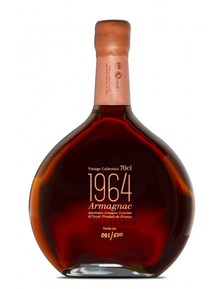 Armagnac Marcillac Vintage Collection 1964 08
