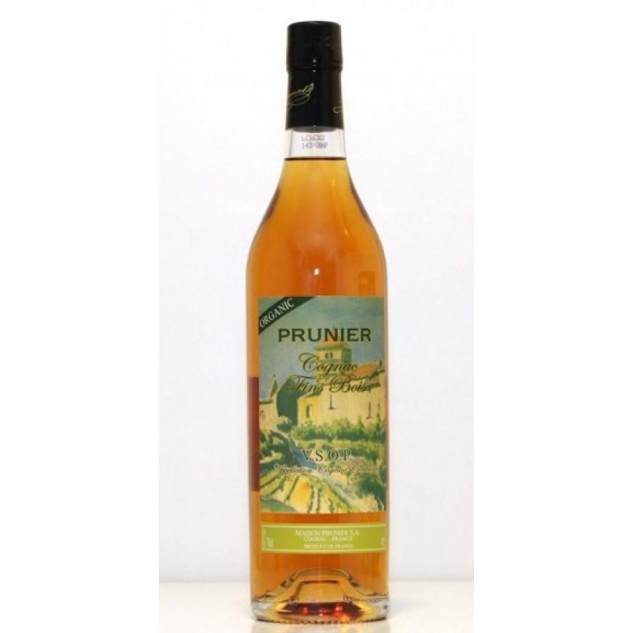 Prunier VSOP Organic Cognac 01