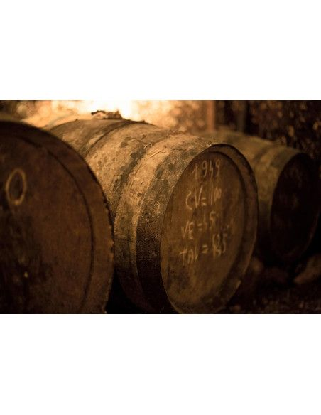 Mauxion Grande Champagne Lot 38 700ml Cognac 013