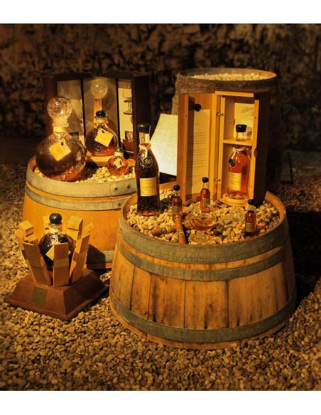 Mauxion Grande Champagne Lot 38 200ml Cognac 09