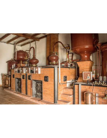 Mauxion Grande Champagne Lot 38 200ml Cognac 012