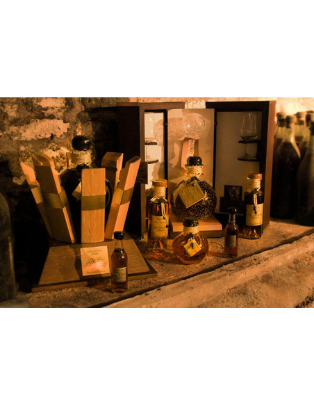 Mauxion Borderies Lot 14 700ml Cognac 010