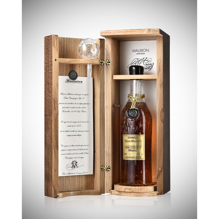 Mauxion Borderies Lot 14 700ml Cognac 01