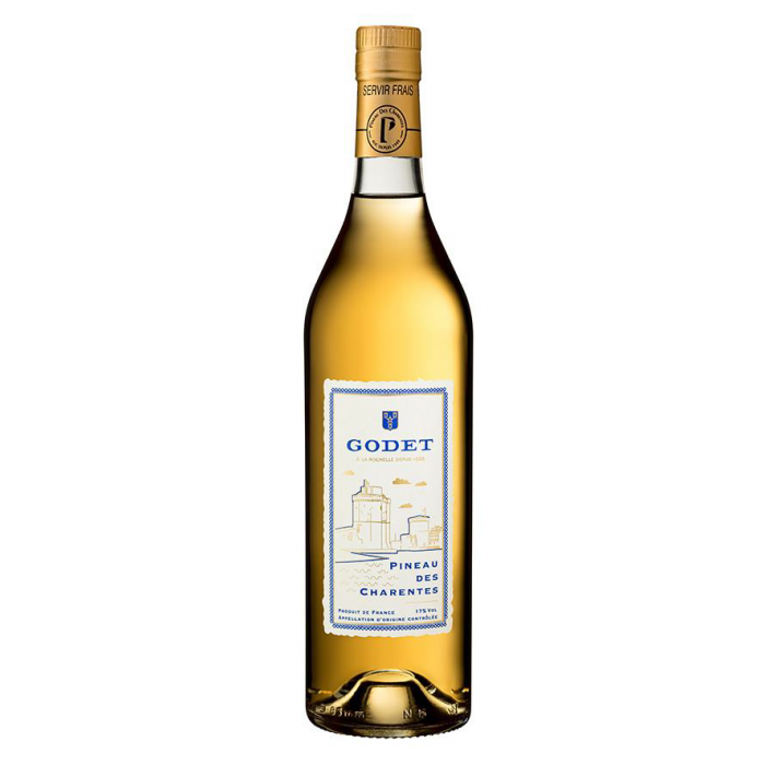 Godet Pineau Blanc 01
