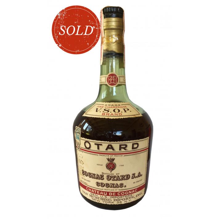 Otard VSOP Fine Champagne Cognac 01