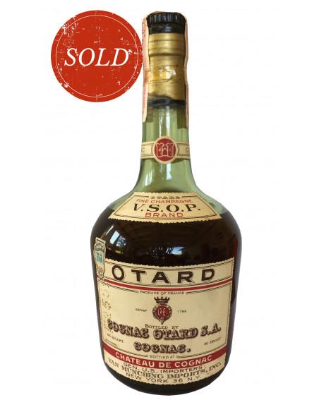 Otard VSOP Fine Champagne Cognac 08